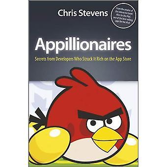 Appillionaires: Segredos de desenvolvedores que ficou rico na App Store