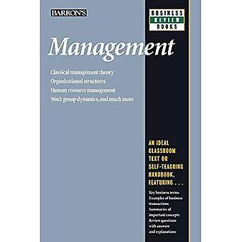 Management (Barron's Business Review)