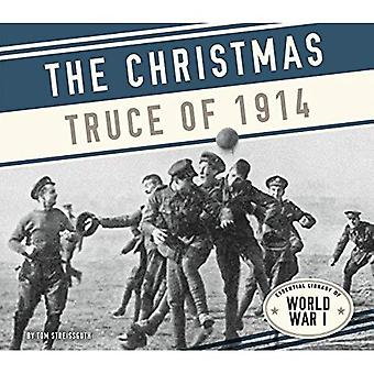 Christmas Truce 1914 (essentiële bibliotheek van eerste Wereldoorlog)