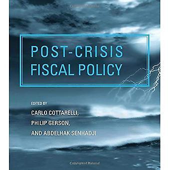 Política Fiscal posterior a la Crisis