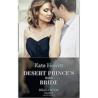 Desert Prince's Stolen Bride (Conveniently Wed!, Book 5) (Conveniently Wed!)