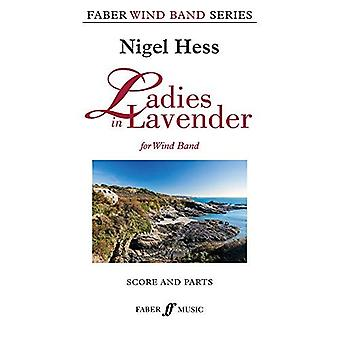 Theme from Ladies in Lavender (Faber Wind Band)