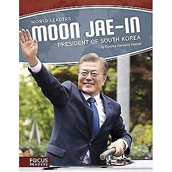 Månen Jae-i: Sydkoreas President