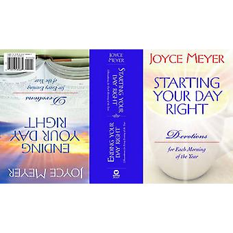 Starting and Ending Your Day Right by Joyce Meyer - Joel Osteen - 978