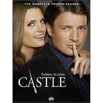 Castle - Castle: Season 4 [DVD] USA import