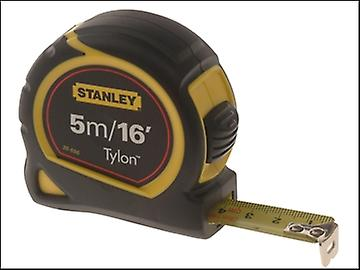 Stanley Tools Pocket Tape 5m/16ft (Width 19mm) Carded