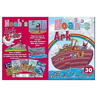 Bible Sticker Book - Noah's Ark