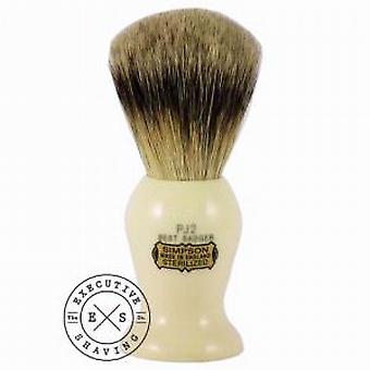 Simpsons Persian Jar PJ2 Best Badger Hair Shaving Brush