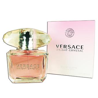 Versace lyse krystal for kvinder 3 oz 90 ml eau de toilette spray