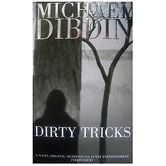 Schmutzige Tricks von Michael Dibdin - 9780571165308 Buch