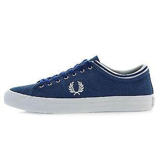 Fred Perry Men's Kendrick Tipped Pigment Dyed Trainers B7403-C45