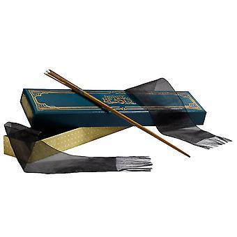 Bacchetta di Newt Scamander di bestie fantastiche in Ollivanders box
