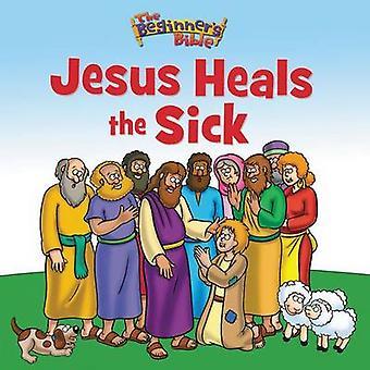 Jesus Heals the Sick by Zondervan - 9780310725183 Book
