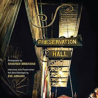 Preservation Hall by Shannon Brinkman - Eve Abrams - 9780807137260 Bo