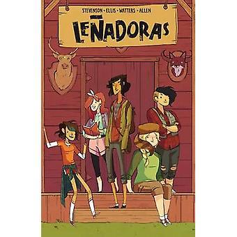 Lenadoras by Noelle Stevenson - 9788494425776 Book