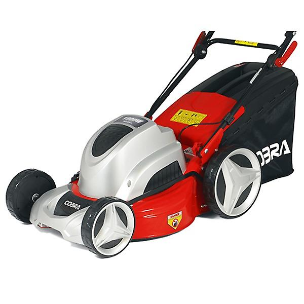 Cobra MX46SPE 46cm Electric Self Propelled Lawn Mower