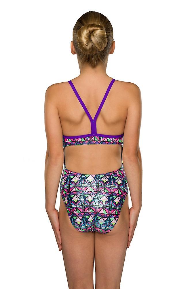 Maru Cheyenne Sparkle Fly Back Swimwear For Girls