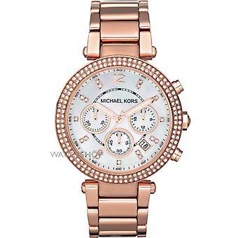 Michael Kors Mk5491 Ladies Chronograph Bracelet Watch
