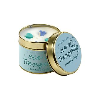 Bomb Cosmetics Tinned Candle - Sea Of Tranquility