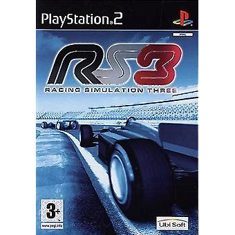 RS3 - Racing Simulation 3 - Factory Sealed
