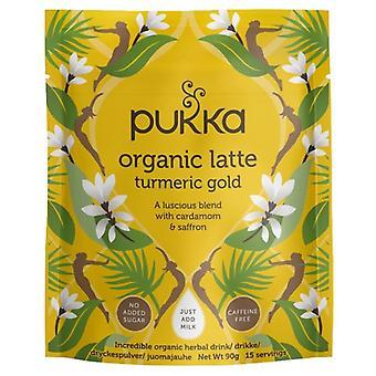 Pukka kurkuma goud organische Latte 360g
