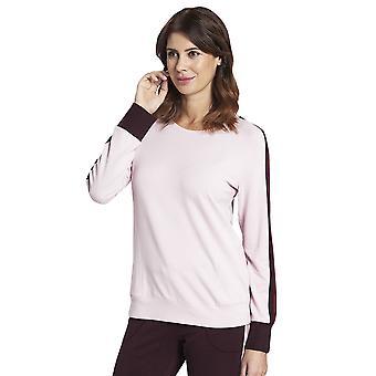 Rosch 1193707-12601 Damen Pure Wild Rose Rosa Pyjama Top