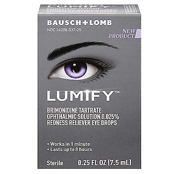 Bausch - lomb lumify redness soulagereliever eye drops, 0.25 oz