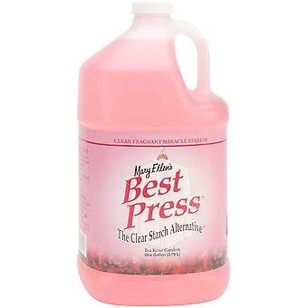 Mary Ellen's Best Press Refills 1 Gallon Tea Rose 600G 62