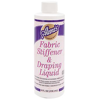 Aleene's Fabric Stiffener & Draping Liquid 8 Ounce 05 Mar