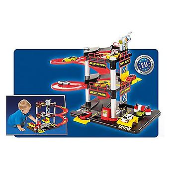 Molto Parking 3 Floors (Enfants , Jouets , Vehicules , Pistes Et Circuits)