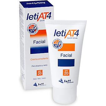 Leti Leti At4 Facial Spf20 50Ml (Childhood , Cosmetics , Creams)