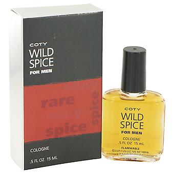 Wild Spice For Men By Coty Cologne Spray 15ml x 5 Bottles