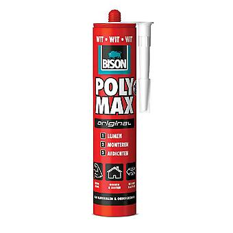 Bison Poly Max Original Wit 425 G