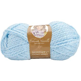 Deborah Norville Collection Serenity Chunky Solid Yarn-Alaskan Blue DN700-27