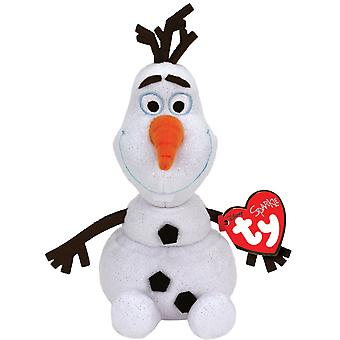Disney Frozen Olaf Soft Toy with Sound
