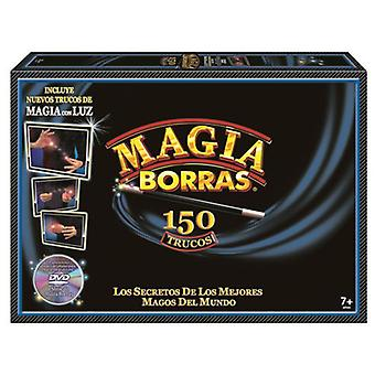 Educa Borras Magic Dvd 150 With Lights (Portuguese) (Spielzeuge , Brettspiele , Magie)