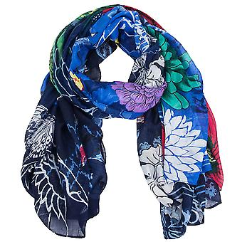 DESIGUAL Halstuch FOULARD RECTANGLE BOHO MIX 71W9WE6/5016
