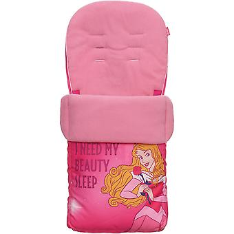 Obaby Footmuff Disney Sleeping Beauty