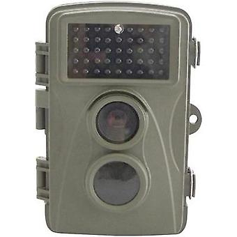 Wildlife camera Berger & Schröter 31647 8 MPix Black LEDs