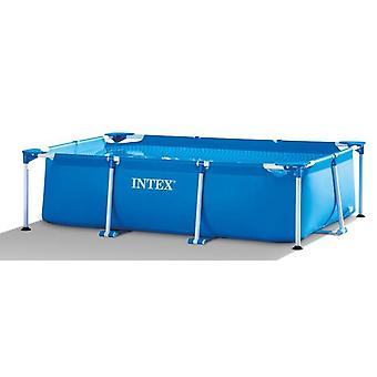 Intex Swimming Pool Small Frame Family 260X160X65 Cm (Tuin , Zwembaden , Zwembaden)