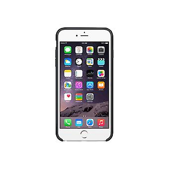 Cover for mobile phone-silicone-black-for iPhone 6 Plus and iPhone 6s Plus