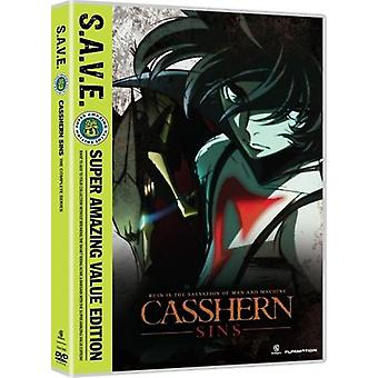 Casshern: Complete Series S.a.V.E. [DVD] USA import
