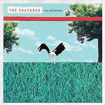 Funktioner - begyndelsen EP [CD] USA importerer