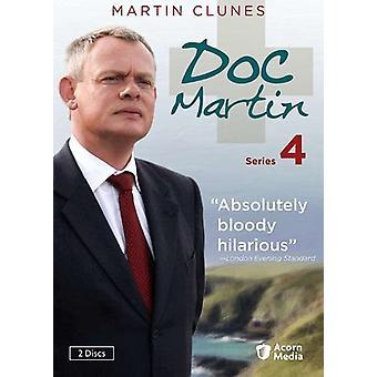 Doc Martin - Doc Martin: Series 4 [DVD] USA import