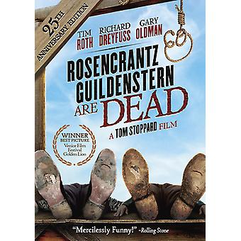 Importer Rosencrantz & Guildenstern Are Dead [DVD] é.-u.