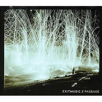Exitmusic - importar de USA paso [CD]
