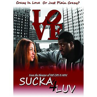 Sucka 4 Luv [DVD] USA importerer