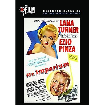 Mr Imperium [DVD] USA import