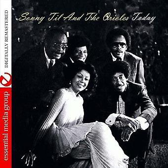 Sonny Til & Orioles - import USA dzisiaj [CD]