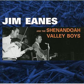 Jim Eanes & Shenandoah dalen - Jim Eanes & Shenandoah dalen: Complete Decca Recordings [CD] USA import